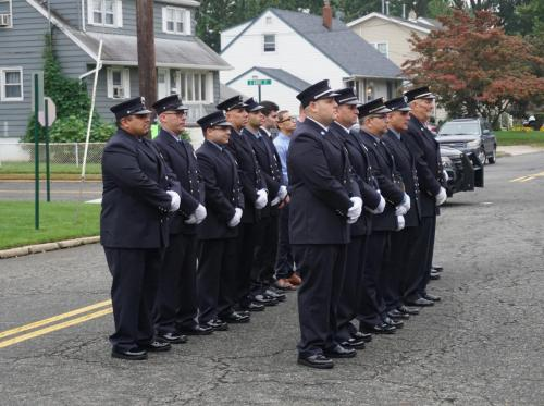 2018 Fire Department Memorial Service