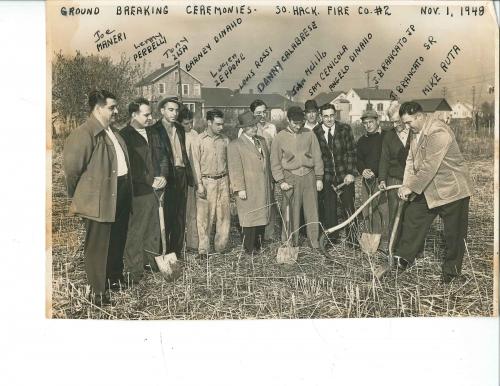 Ground Breaking 1948-1